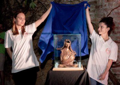 A Pogány Madonna leleplezése