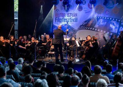 Filmzenei koncert a Bujtor Filmfesztiválon