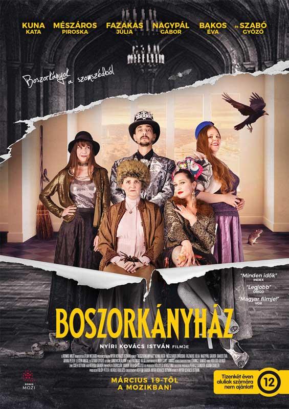 Boszorkányház - Bujtor Filmfesztivál